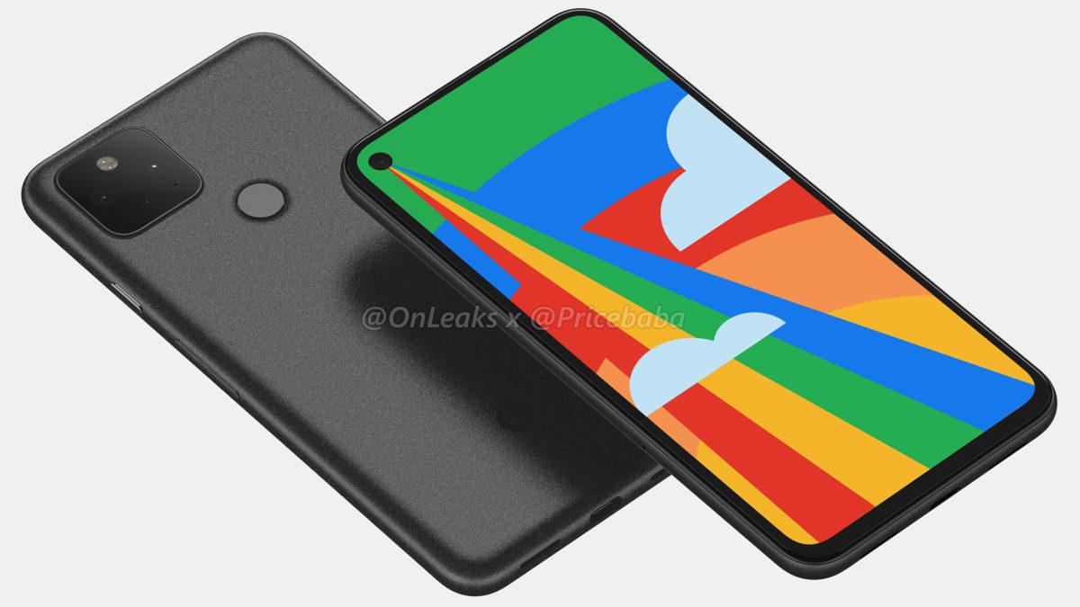 google pixel 5 onleaks pricebaba