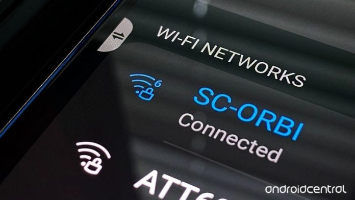 These Android phones support Wi-Fi 6