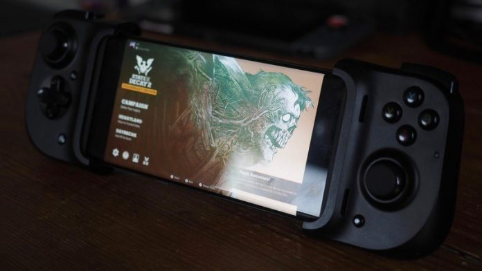 The Razer Kishi is an excellent controller for Project xCloud gaming