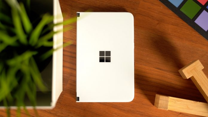 Hands-On With Microsoft's $1,400 'Surface Duo' Dual Display Smartphone