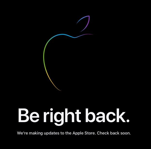 Apple Online Store Goes Down Ahead of 'Time Flies' Virtual Event