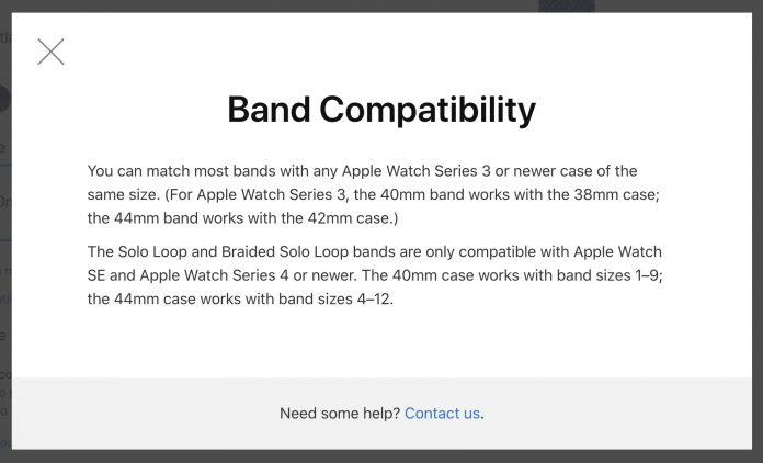 New 'Solo Loop' Style Bands Optimized for Apple Watch Series 4 and Later