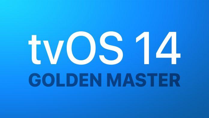 Apple Seeds Golden Master Version of tvOS 14 to Developers