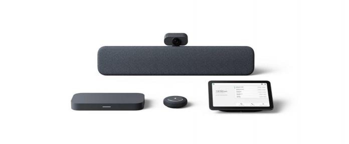 Google partners with Lenovo for Meet hardware kits