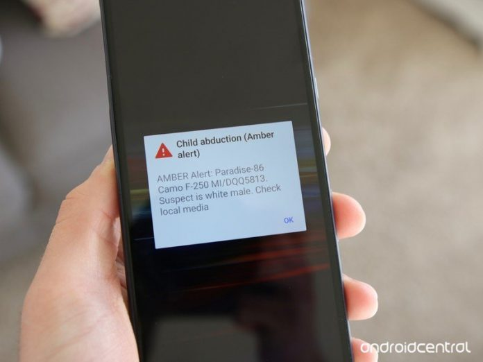 Did you get an emergency alert on your Android phone? Here are the details
