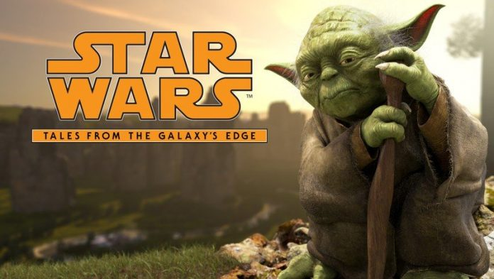 Star Wars: Tales from the Galaxy's Edge will feature Yoda and C-3PO