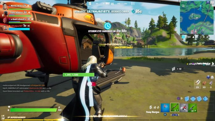 Fortnite season 4 week 4 challenge guide: How to destroy Gatherers