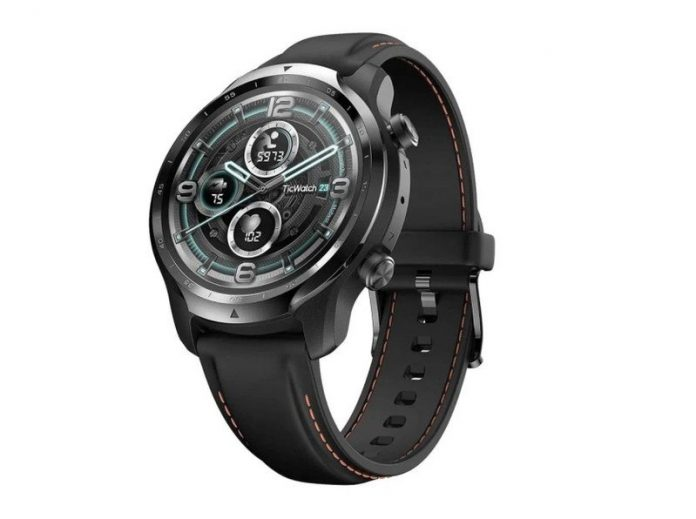 TicWatch Pro 3 leak confirms Snapdragon Wear 4100 chipset, layered display