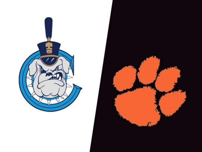 How to watch Citadel vs Clemson: Live stream the game online anywhere
