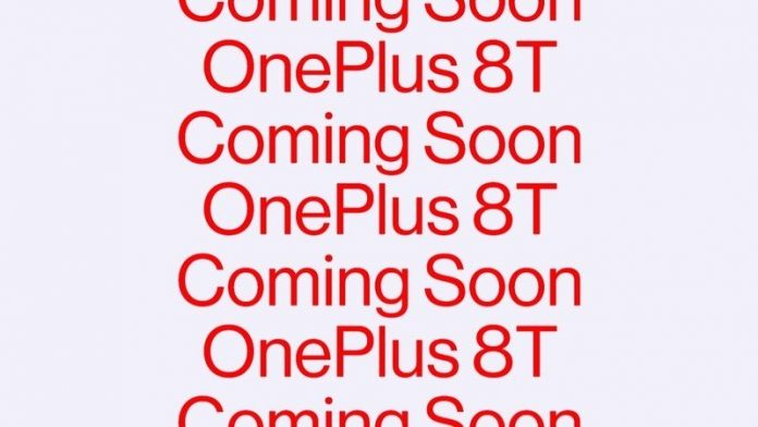 Win a OnePlus 8T 5G with the latest teaser from OnePlus