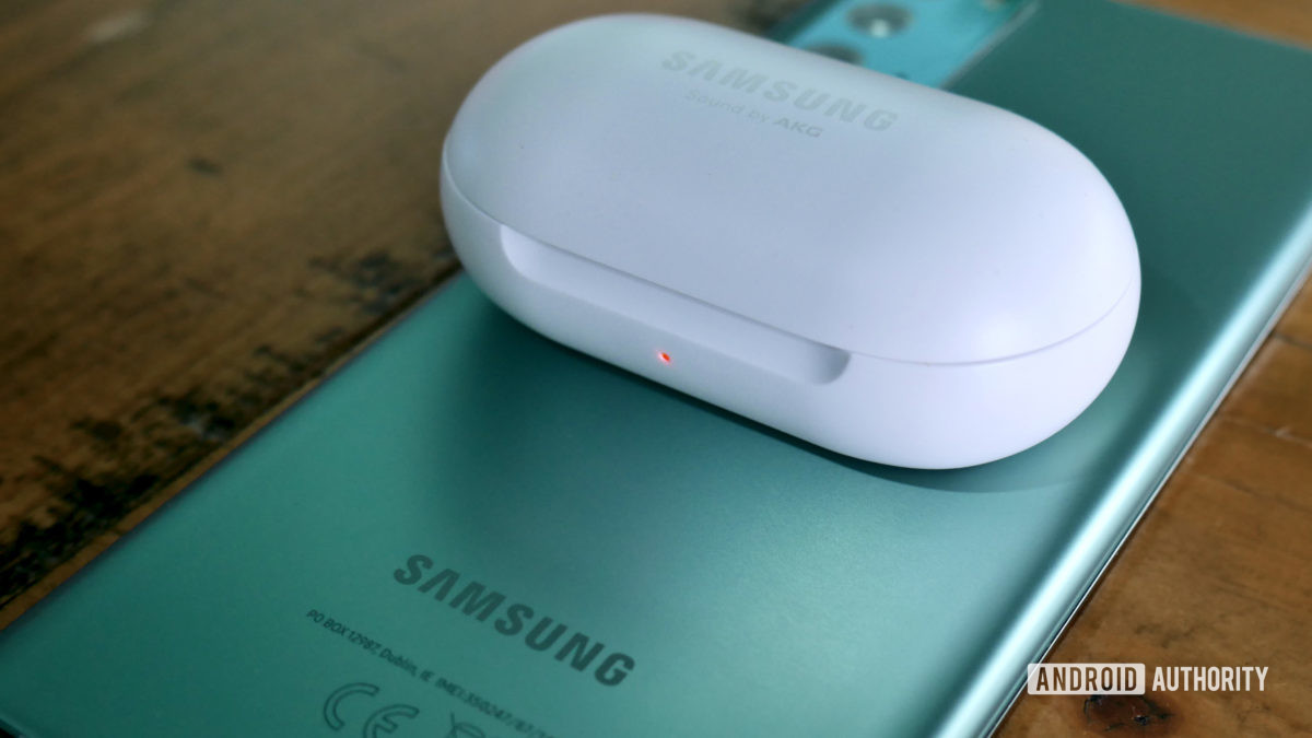samsung galaxy note 20 review charging