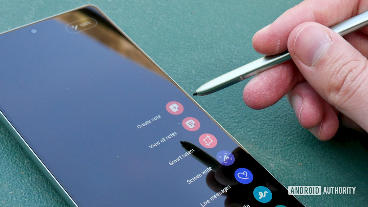 samsung galaxy note 20 review s pen notes