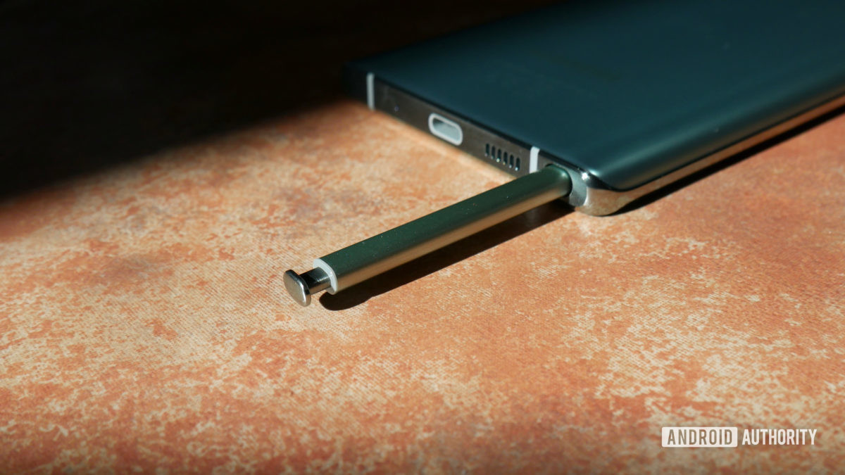 samsung galaxy note 20 review s pen