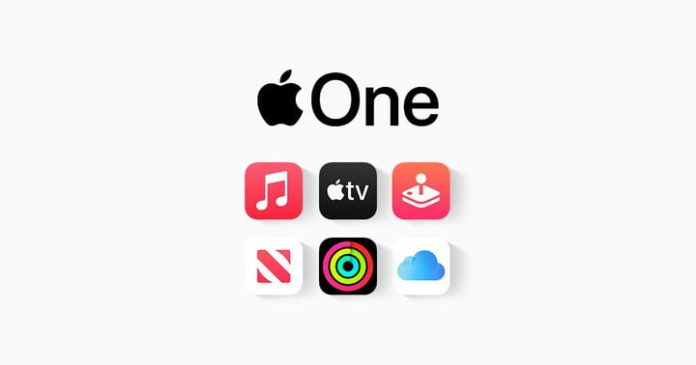 Here's how much you save by signing up for Apple One