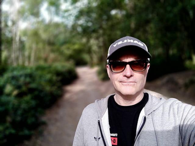 nokia 8 3 review 83 selfie bokeh