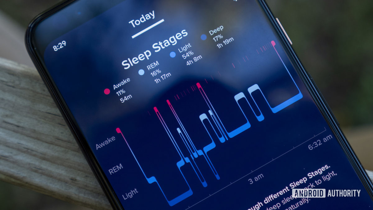 fitbit sense review fitbit app sleep stages sleep tracking