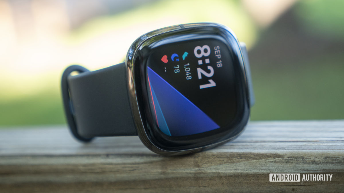 fitbit sense review design display watch face 5