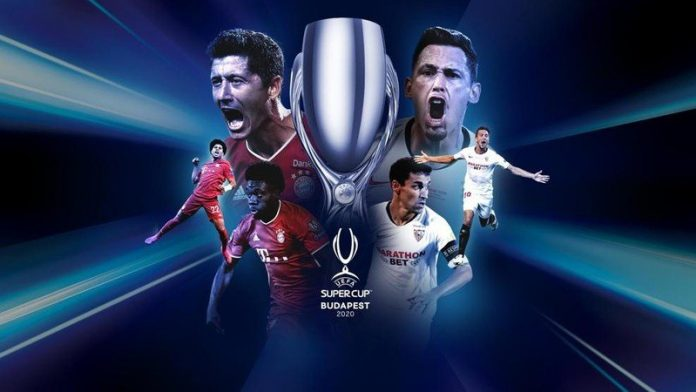 How to watch the UEFA Super Cup: Live stream Bayern Munich vs Sevilla