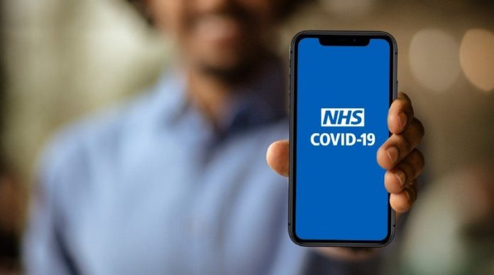 NHS COVID-19 app released in England and Wales