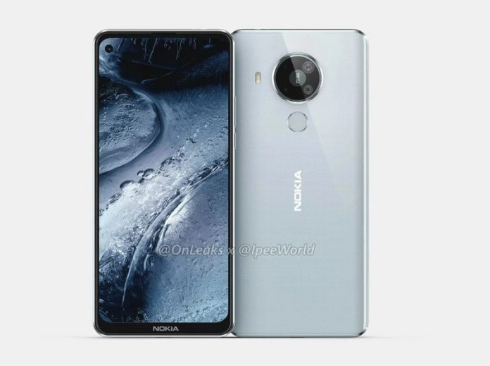 Here's our first look at the Nokia 7.3