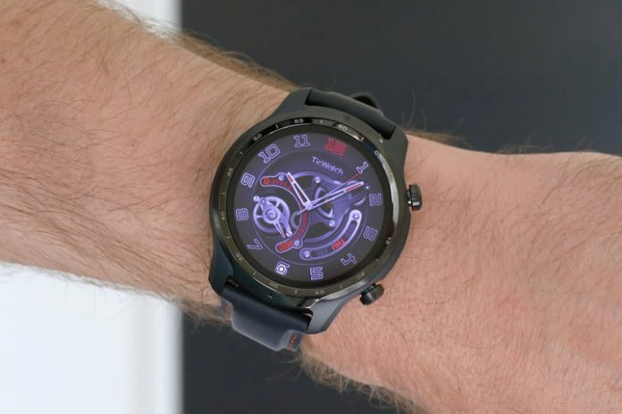 TicWatch 3 Pro is the first Wear OS smartwatch with a Snapdragon Wear 4100 chip