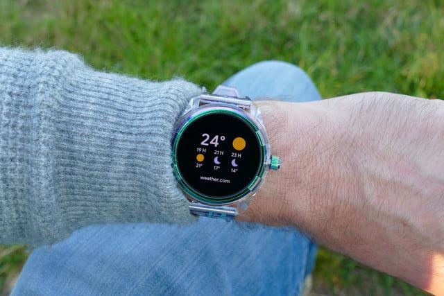 diesel on fadelite mad dog jones smartwatch review mdj weather