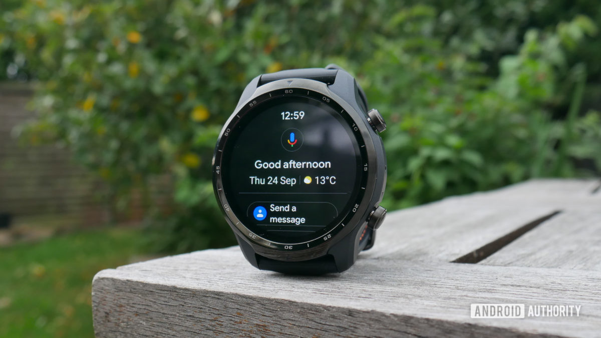 ticwatch pro 3 gps review google assistant
