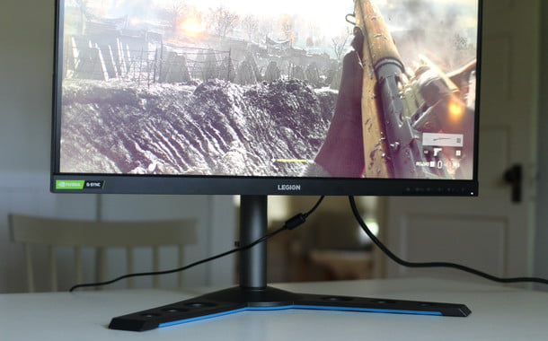 Lenovo Legion Y27q-20 monitor review: 1440p gaming done right