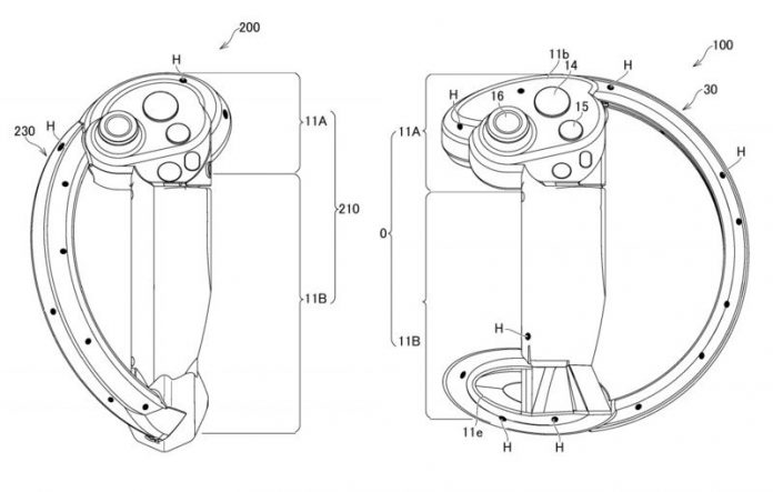 New patent has radically redesigned PSVR 2 controllers with better tracking