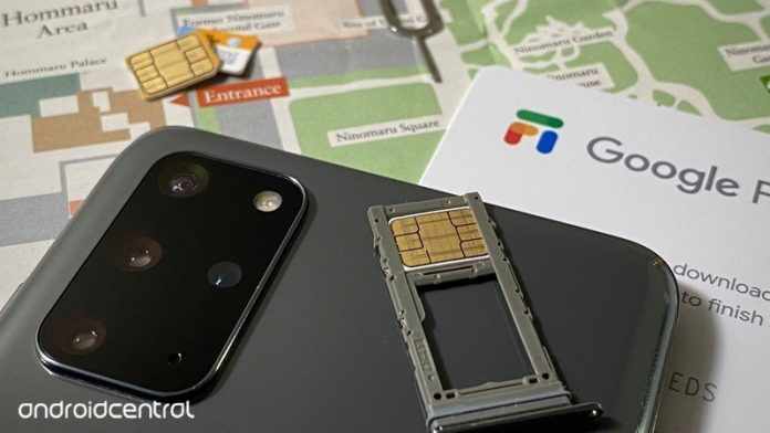 How to sign up for Google Fi