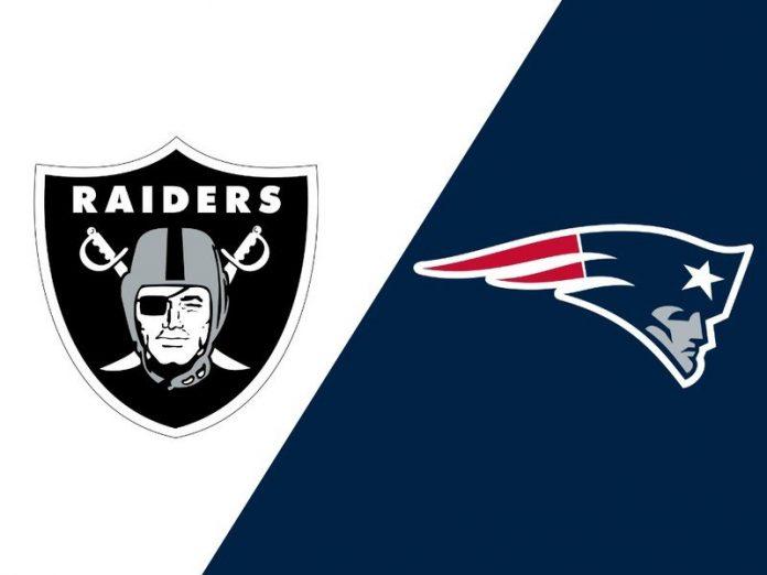 Las Vegas Raiders vs New England Patriots: How to watch week 3 of NFL play