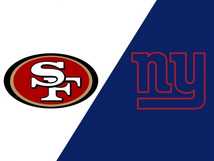 San Francisco 49ers vs New York Giants: How to watch week 3 of NFL play