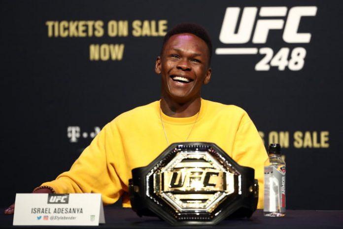 How to watch UFC 253 online: Livestream Adesanya vs. Costa