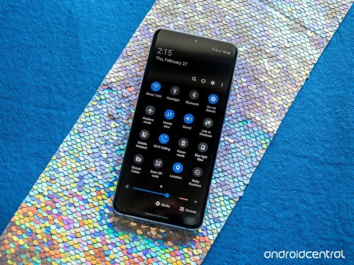Samsung's Galaxy S20 series will soon receive the first One UI 3.0 beta