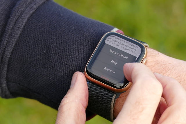 apple watch se review replies