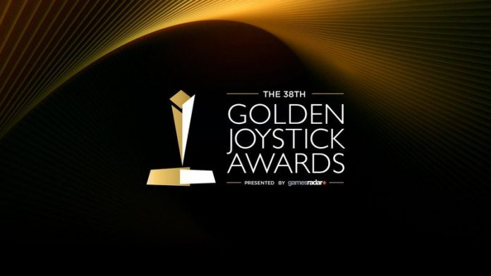 Golden Joystick Awards 2020 voting is now live