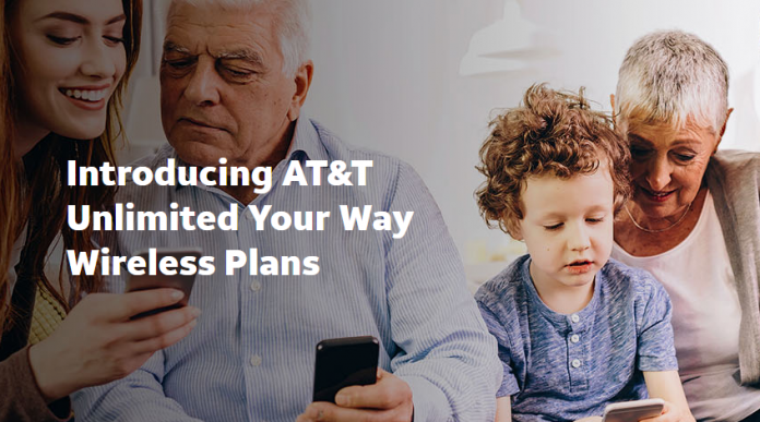 AT&T Unlimited Your Way gives customers mix-and-match plans