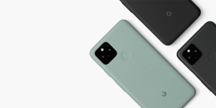 Google announces $699 Pixel 5 for October 29