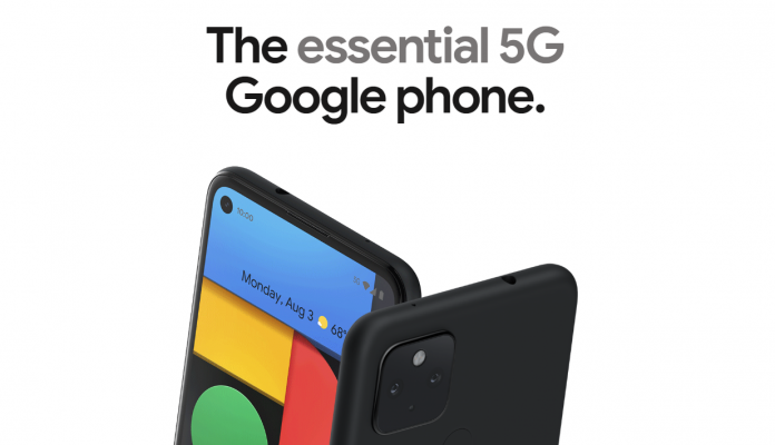 Google refreshes Pixel 4a with a 5G variant