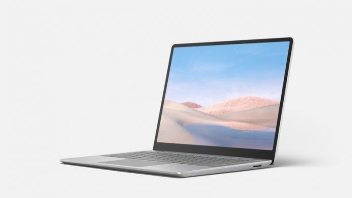 The Microsoft Surface Laptop Go isn't actually a great Chromebook rival