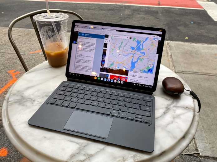 Samsung's Galaxy Tab S7 makes the best of a bad situation among Android tablets