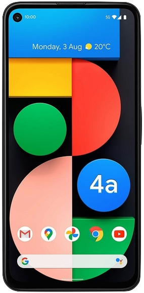 The Pixel 4a 5G is just a better value than the Pixel 4a