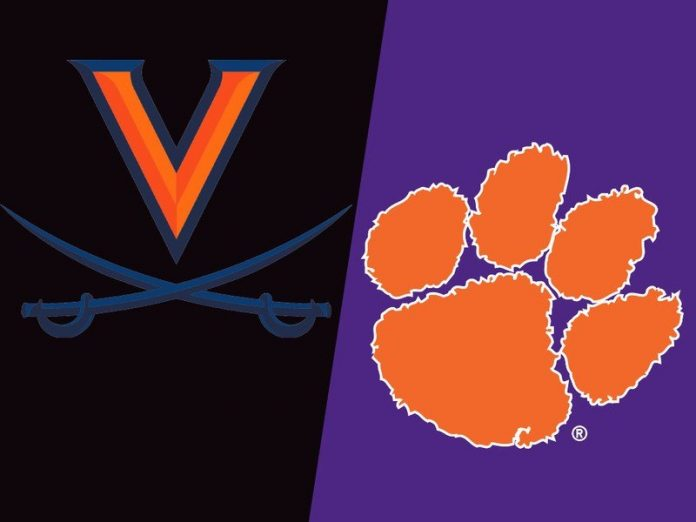 How to watch Virginia Cavaliers vs Clemson Tigers anywhere online