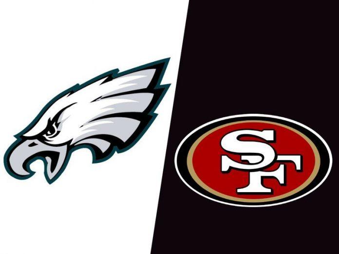 How to watch Philadelphia Eagles vs. San Francisco 49ers live stream