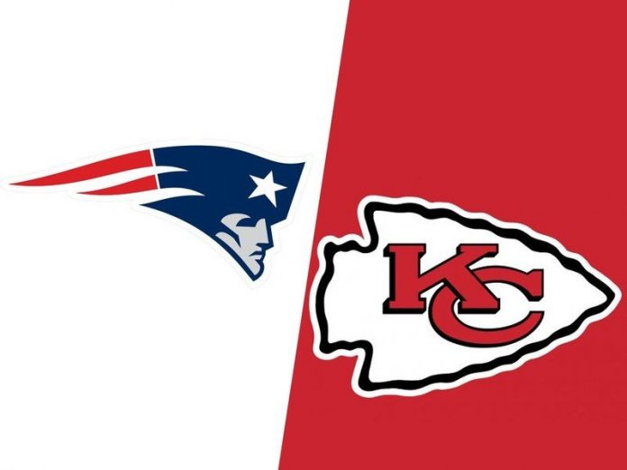 How to watch New England Patriots vs Kansas City Chiefs live stream