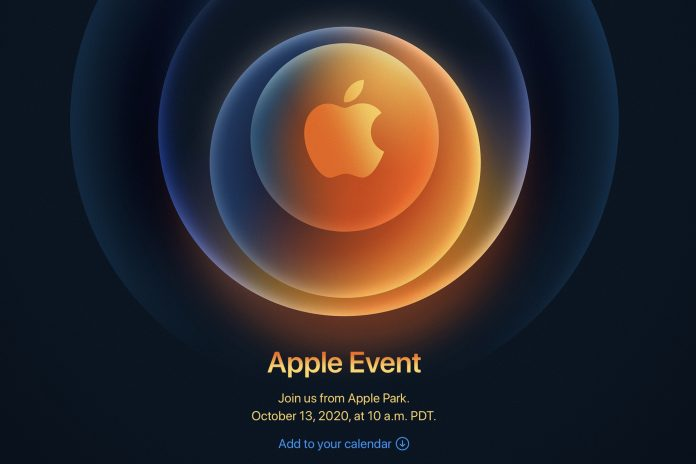 How to Watch Apple's iPhone 12 Event on October 13, 2020
