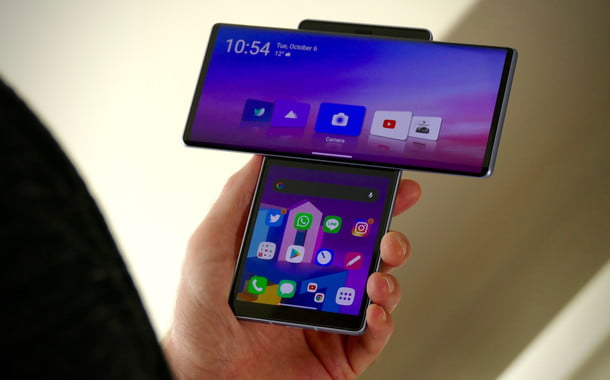 LG Wing review: This novelty can't quite get off the ground