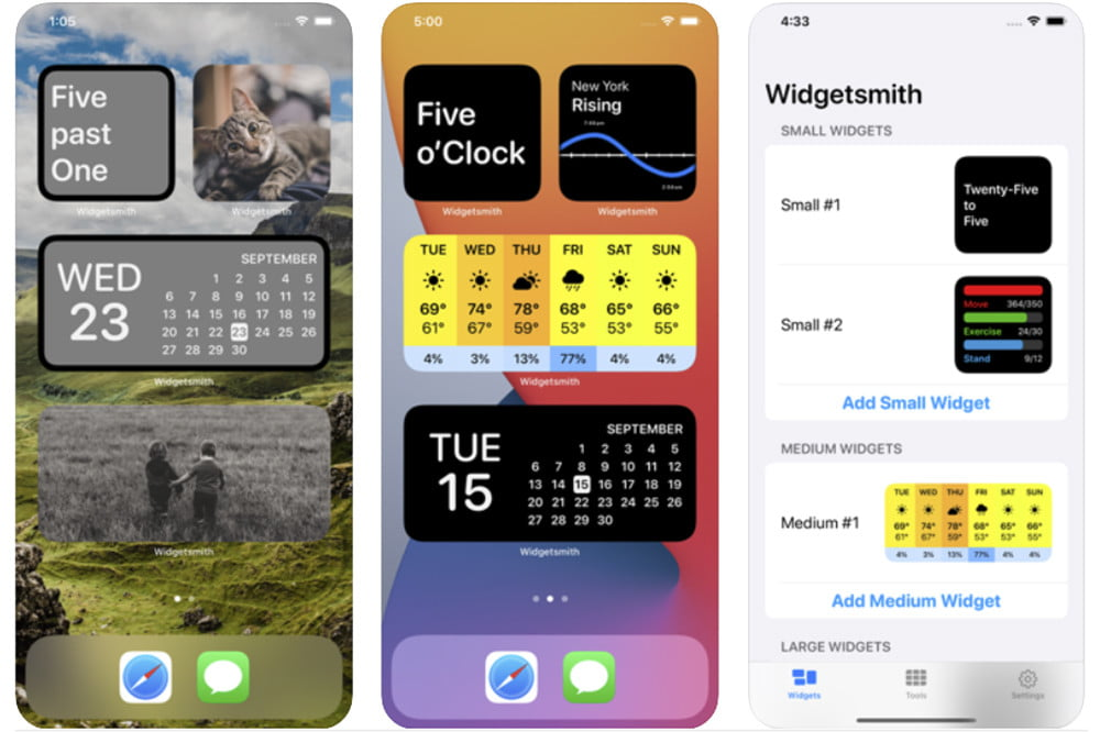 The best iPhone apps for customizing widgets in iOS 14
