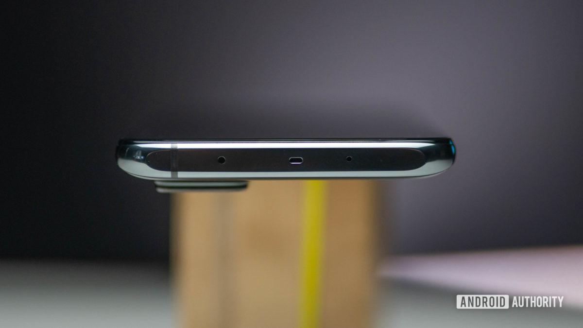 Xiaomi Mi 10T Pro top side