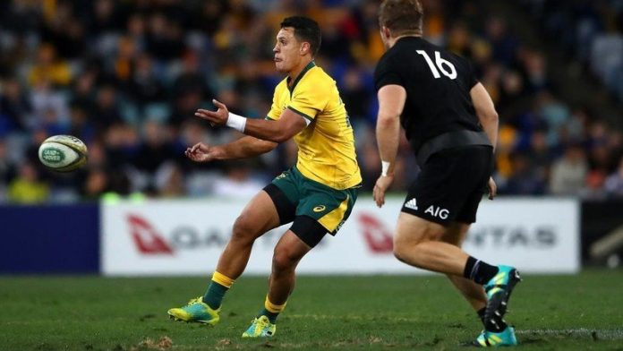 How to watch New Zealand vs Australia Rugby live stream